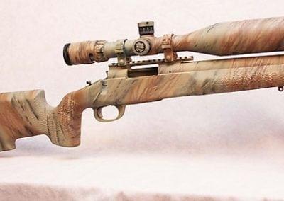 Bolt Rifle Camo Tac