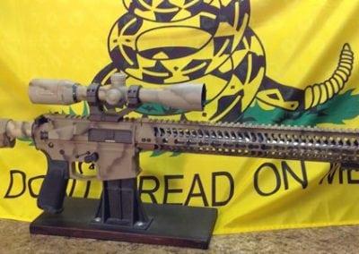 Tactical Camo AR