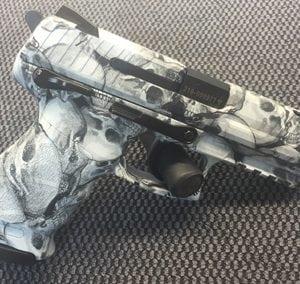 Skull Pistol
