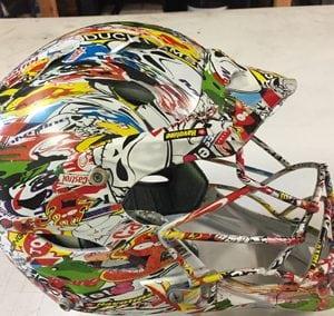 Bike Helmet 2