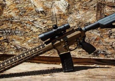 AR Tactical Wood