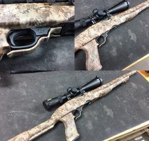 Tactical Bolt Rifle