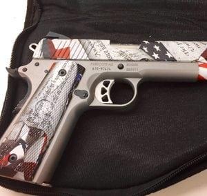 Flag Pistol