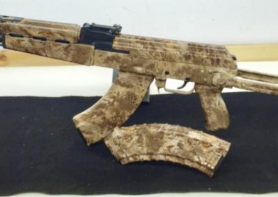 Snake Skin AK 47