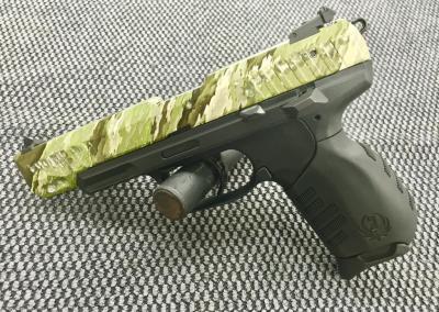 Green Pistol