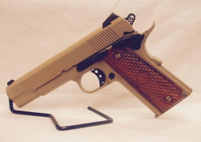 Gold Snake Pistol