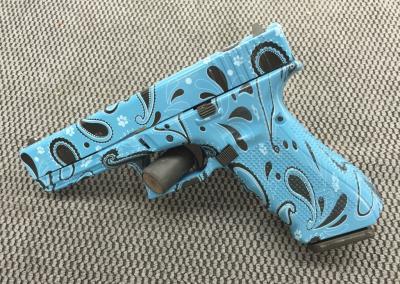 Design Handgun