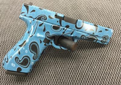 Design Handgun 2