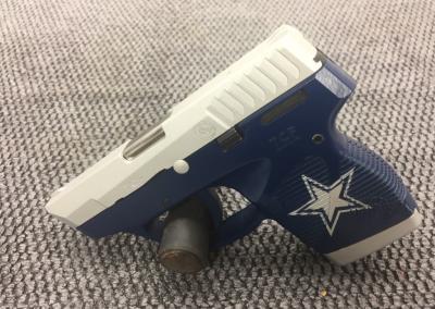 White Star Handgun