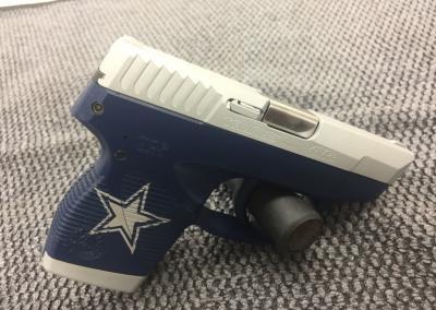White Star Handgun 2