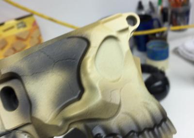 Skull AR Side