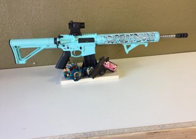 AR & Handgun