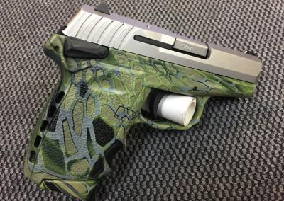 Green 9mm