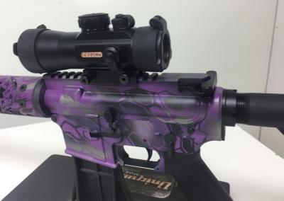 Purple Silver AR 3