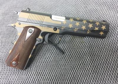 American Handgun Gold