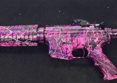Pink AR Camo