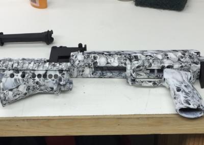 Skull AK47