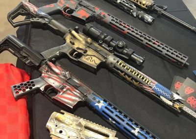 Multiple Ar Rifles